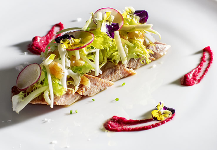 Gastronomy Restaurante