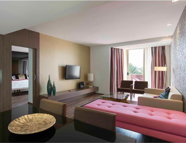 Deluxe Suites Habitación