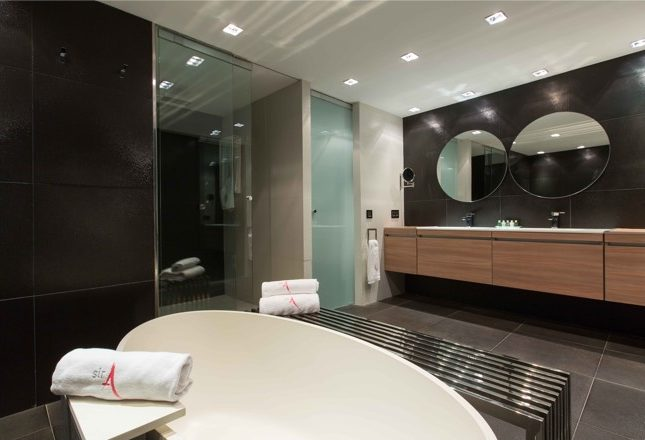 Deluxe Suite Baño